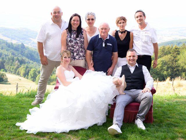 Le mariage de Patrick et Patricia à Courzieu, Rhône 45