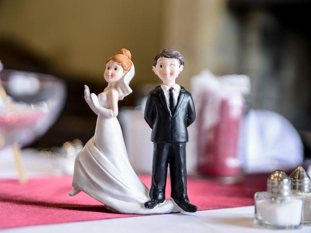 Le mariage de Patrick et Patricia à Courzieu, Rhône 63