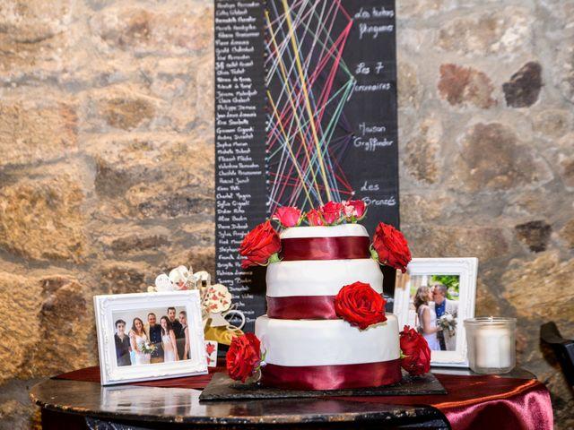 Le mariage de Patrick et Patricia à Courzieu, Rhône 64