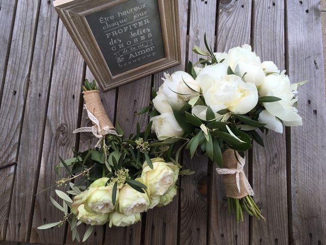 Le mariage de Julie  et Sandra à Vizille, Isère 8