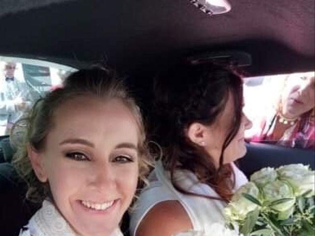 Le mariage de Julie  et Sandra à Vizille, Isère 9