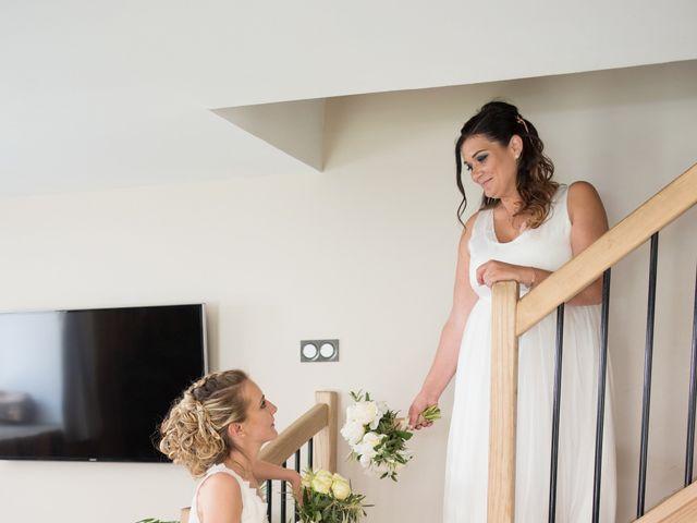 Le mariage de Julie  et Sandra à Vizille, Isère 13