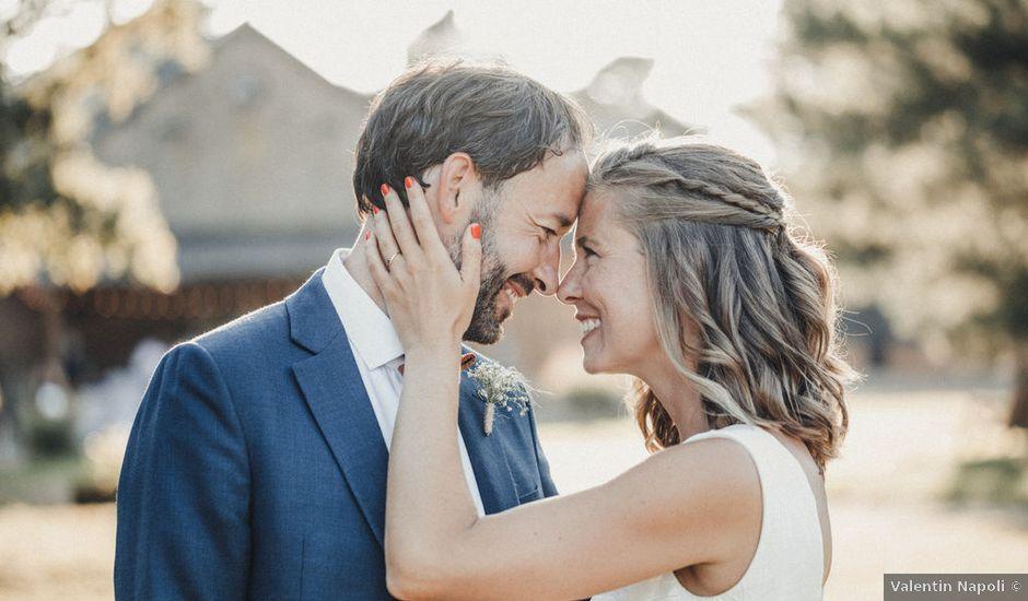Le mariage de Thibaud et Charlotte à Saint-Sébastien-sur-Loire, Loire Atlantique