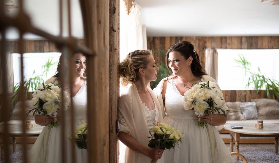 Le mariage de Julie  et Sandra à Vizille, Isère