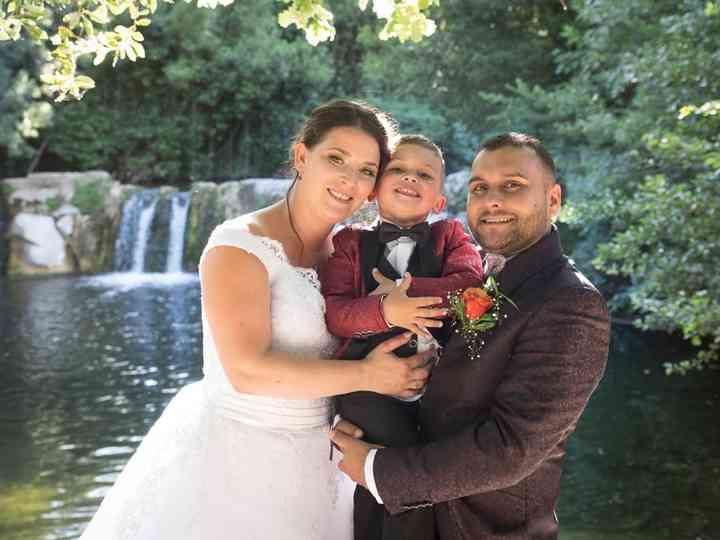 Le mariage de Aline  et Bastien