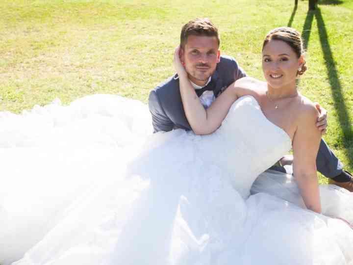 Le mariage de Marion et François