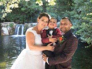 Le mariage de Aline  et Bastien 1