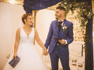 Le mariage de Coralie et Mathias