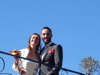 Le mariage de Sybille  et Arthur 1