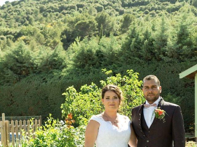 Le mariage de Bastien et Aline  à Gonfaron, Var 3