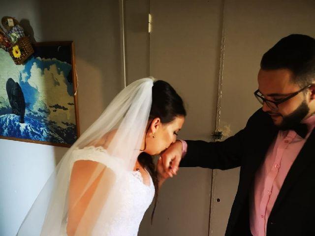 Le mariage de Bastien et Aline  à Gonfaron, Var 5