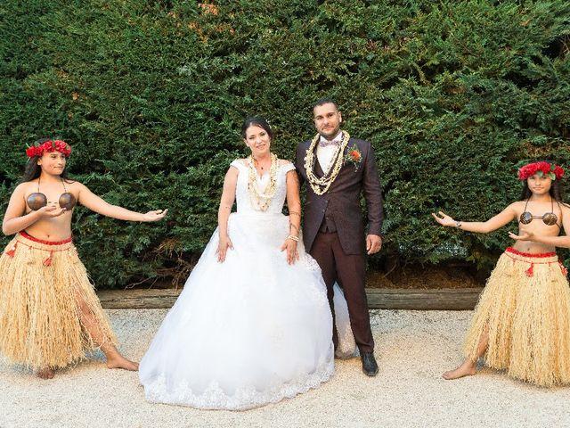Le mariage de Bastien et Aline  à Gonfaron, Var 2