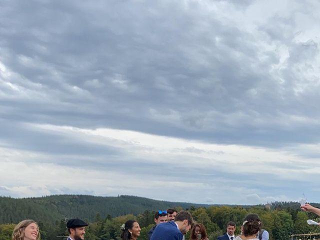 Le mariage de Raphaël et Océane à Wangenbourg, Bas Rhin 7