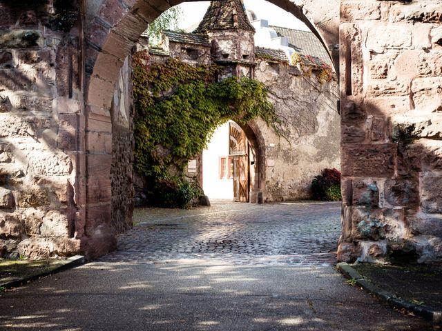 Le mariage de Nicolas et Margaux à Kientzheim, Haut Rhin 11