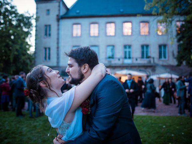 Le mariage de Nicolas et Margaux à Kientzheim, Haut Rhin 59