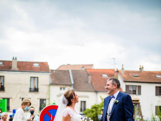 Le mariage de Damien et Soizic à Bleury, Eure-et-Loir 4