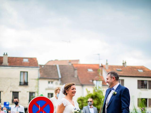 Le mariage de Damien et Soizic à Bleury, Eure-et-Loir 5