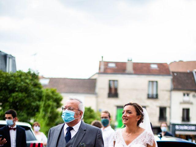 Le mariage de Damien et Soizic à Bleury, Eure-et-Loir 13