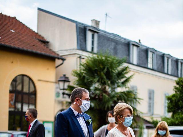 Le mariage de Damien et Soizic à Bleury, Eure-et-Loir 14