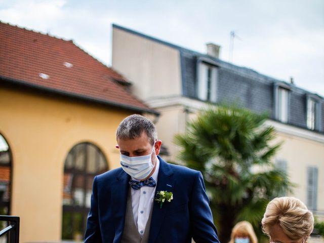 Le mariage de Damien et Soizic à Bleury, Eure-et-Loir 16