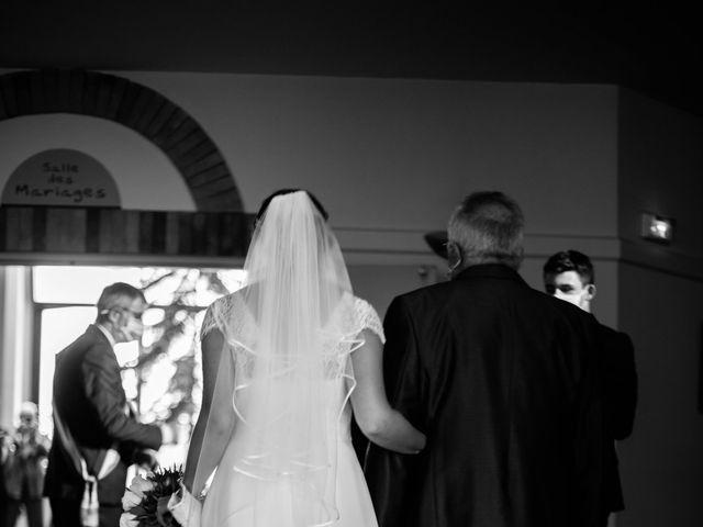 Le mariage de Damien et Soizic à Bleury, Eure-et-Loir 21
