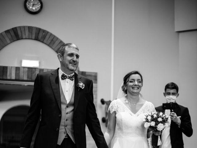 Le mariage de Damien et Soizic à Bleury, Eure-et-Loir 23