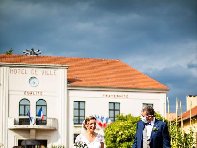 Le mariage de Damien et Soizic à Bleury, Eure-et-Loir 58