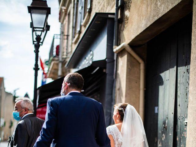 Le mariage de Damien et Soizic à Bleury, Eure-et-Loir 59