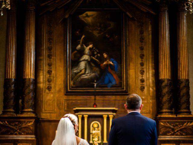 Le mariage de Damien et Soizic à Bleury, Eure-et-Loir 61