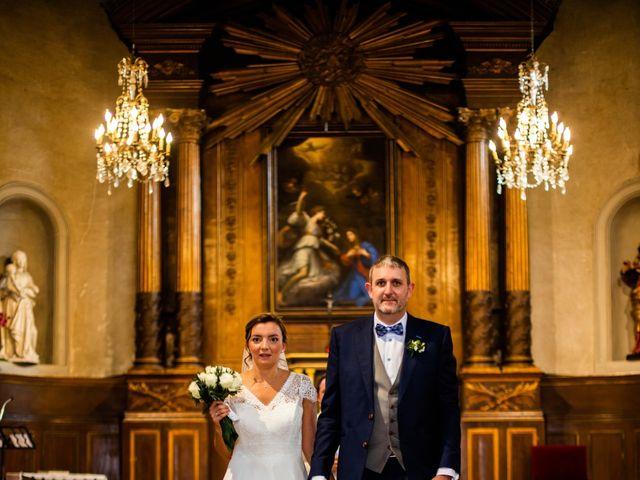 Le mariage de Damien et Soizic à Bleury, Eure-et-Loir 74