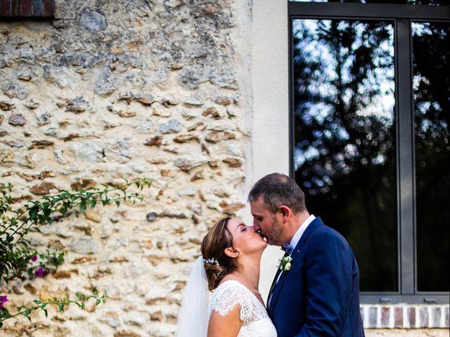 Le mariage de Damien et Soizic à Bleury, Eure-et-Loir 81