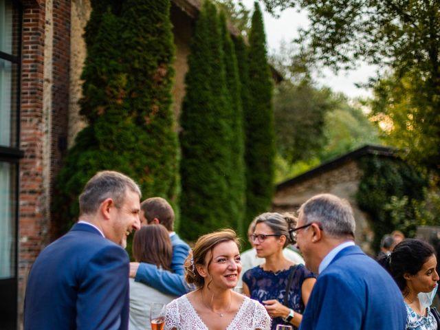 Le mariage de Damien et Soizic à Bleury, Eure-et-Loir 96