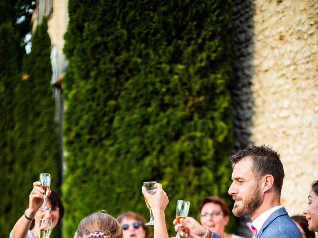 Le mariage de Damien et Soizic à Bleury, Eure-et-Loir 126