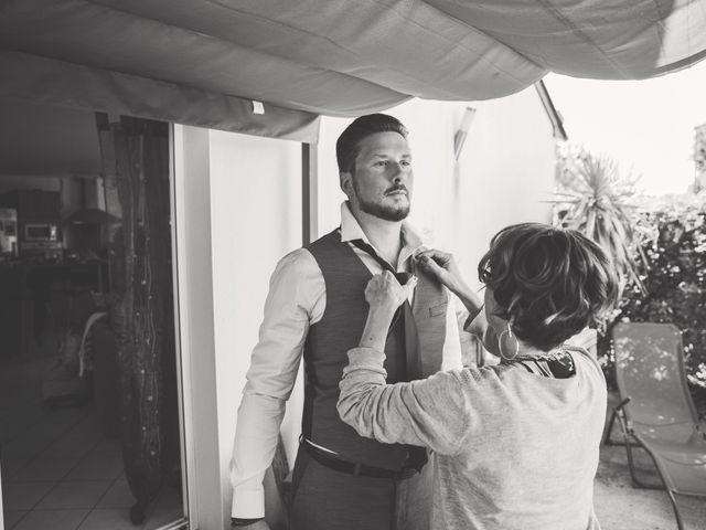 Le mariage de Alexandre et Mélodie à Séné, Morbihan 7