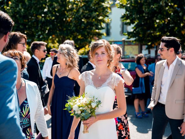 Le mariage de Alexandre et Mélodie à Séné, Morbihan 17