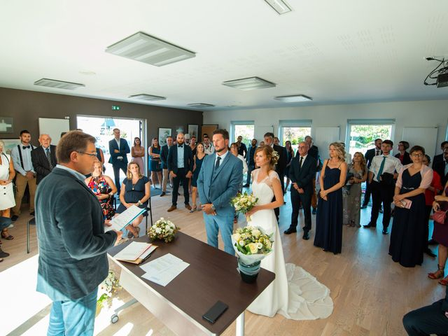 Le mariage de Alexandre et Mélodie à Séné, Morbihan 18