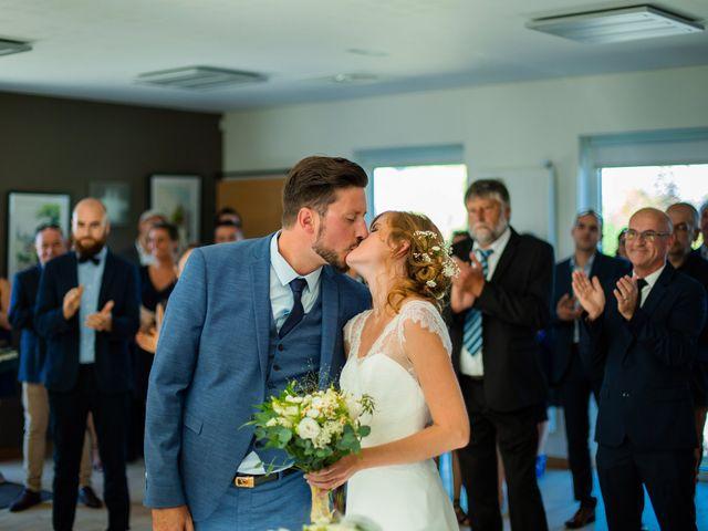 Le mariage de Alexandre et Mélodie à Séné, Morbihan 20