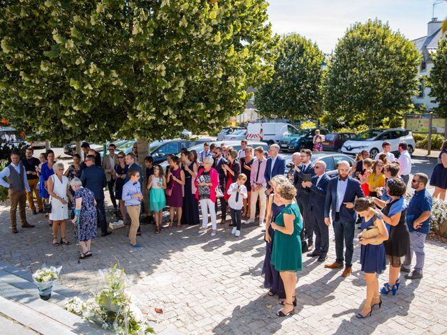 Le mariage de Alexandre et Mélodie à Séné, Morbihan 23