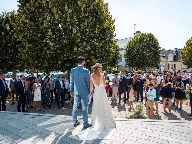 Le mariage de Alexandre et Mélodie à Séné, Morbihan 24
