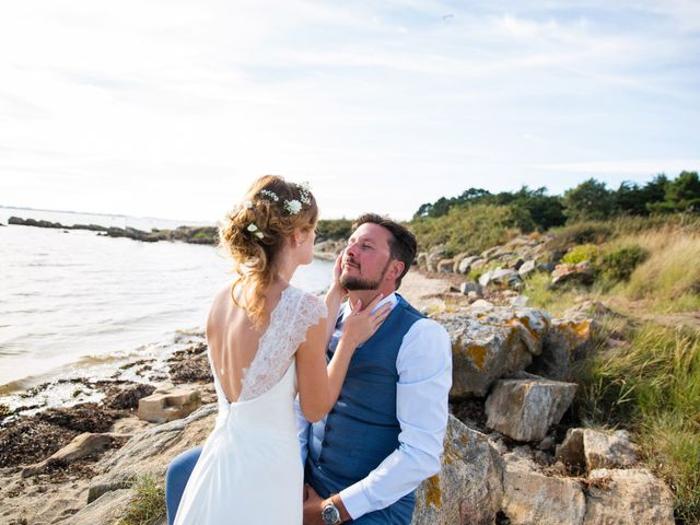 Le mariage de Alexandre et Mélodie à Séné, Morbihan 38