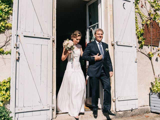 Le mariage de Olivier et Audrey à Saint-Cyr-la-Rosière, Orne 26