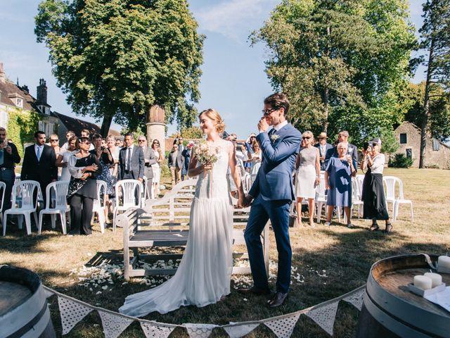 Le mariage de Olivier et Audrey à Saint-Cyr-la-Rosière, Orne 28