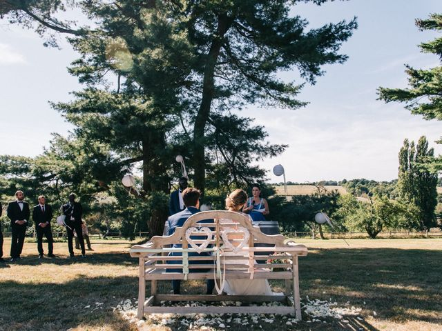 Le mariage de Olivier et Audrey à Saint-Cyr-la-Rosière, Orne 29