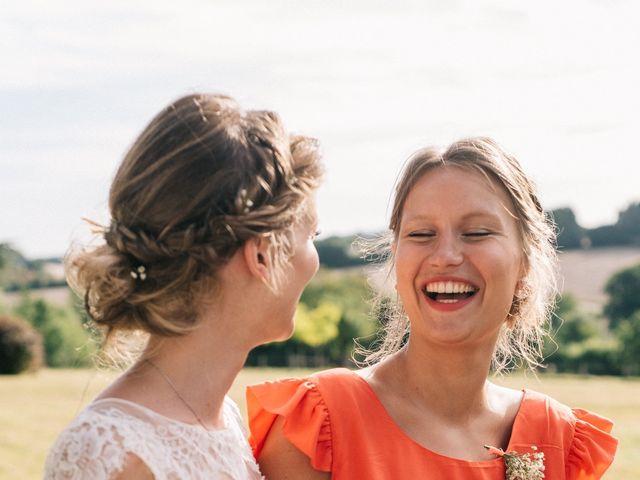 Le mariage de Olivier et Audrey à Saint-Cyr-la-Rosière, Orne 39