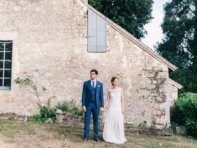Le mariage de Audrey et Olivier