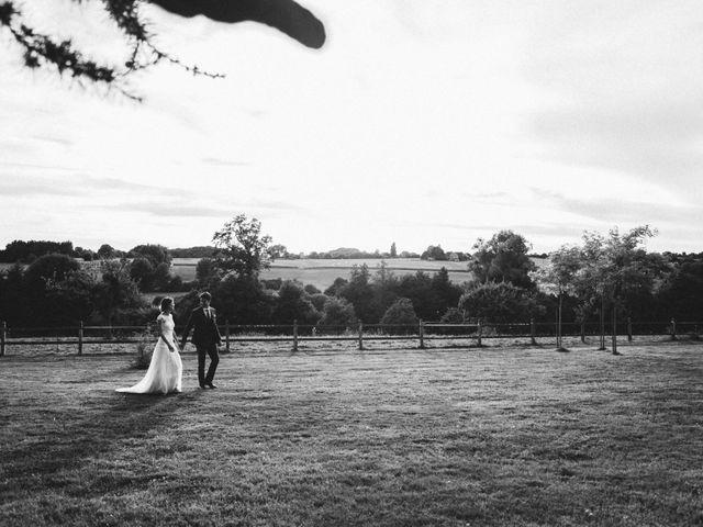 Le mariage de Olivier et Audrey à Saint-Cyr-la-Rosière, Orne 54
