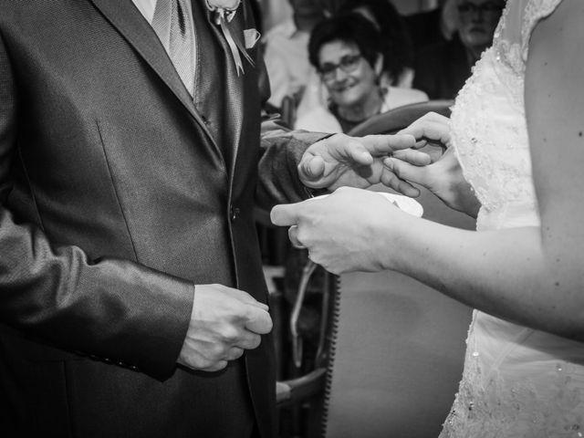 Le mariage de Martial et Nadège à Séguret, Vaucluse 11