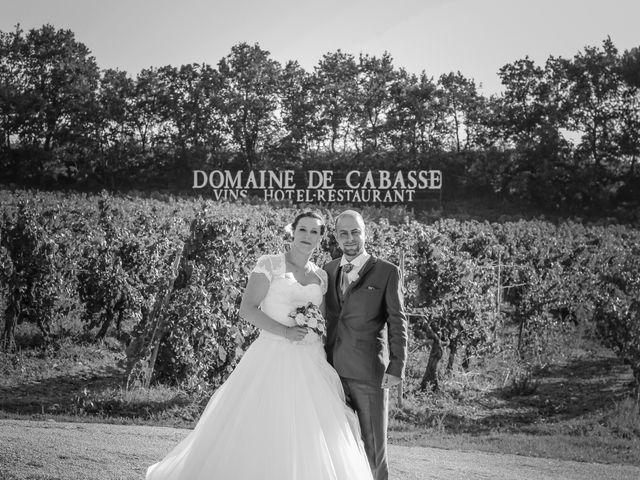 Le mariage de Martial et Nadège à Séguret, Vaucluse 17