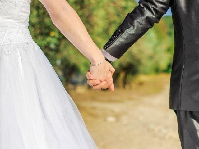 Le mariage de Martial et Nadège à Séguret, Vaucluse 20