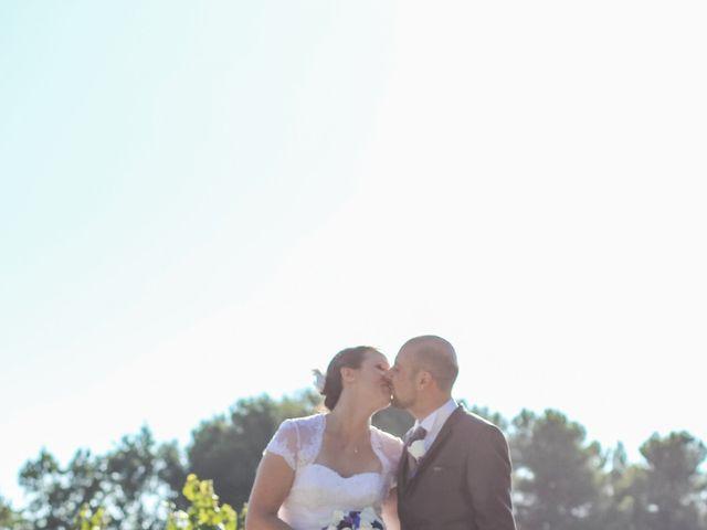Le mariage de Martial et Nadège à Séguret, Vaucluse 23